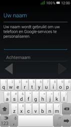 Alcatel One Touch POP D5 (OT-5038X) - Applicaties - Account aanmaken - Stap 6