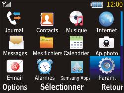 Samsung S3570 Chat 357 - Réseau - utilisation à l'étranger - Étape 6