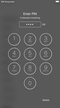 Apple iPhone 7 Plus - Primeiros passos - Como ligar o telemóvel pela primeira vez -  6