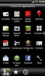 HTC S510e Desire S - E-mail - envoyer un e-mail - Étape 2