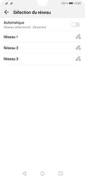 Huawei Mate 20 - Réseau - utilisation à l'étranger - Étape 12