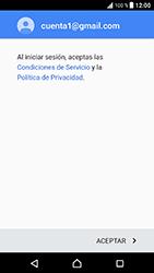 Sony Xperia XZ - Android Nougat - E-mail - Configurar Gmail - Paso 13