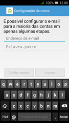 Alcatel Pixi 3 - Email - Adicionar conta de email -  9