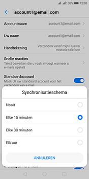 Huawei Mate 10 Pro Dual-SIM (Model BLA-L29) - E-mail - Instellingen KPNMail controleren - Stap 8