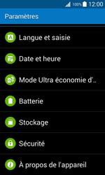 Samsung Galaxy Trend 2 Lite - Sécuriser votre mobile - Personnaliser le code PIN de votre carte SIM - Étape 4
