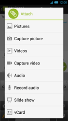 Acer Liquid S2 - Mms - Sending a picture message - Step 12