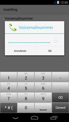 Acer Liquid Jade - Voicemail - Handmatig instellen - Stap 9