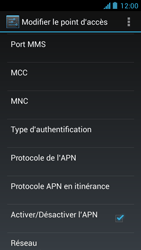 Acer Liquid Z5 - MMS - Configuration manuelle - Étape 13