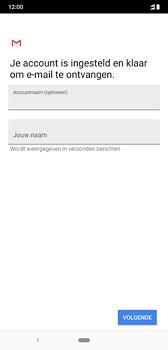 Nokia 8-1-dual-sim-ta-1119 - E-mail - Account instellen (POP3 met SMTP-verificatie) - Stap 20