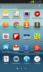 Samsung S7710 Galaxy Xcover 2 - MMS - Envoi d