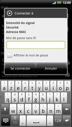 HTC Z715e Sensation XE - Wifi - configuration manuelle - Étape 6