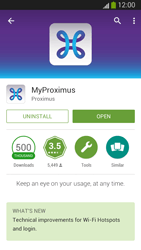 Samsung I9300 Galaxy S III - Applications - MyProximus - Step 10
