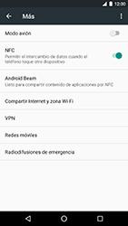 LG Google Nexus 5X (H791F) - Funciones básicas - Activar o desactivar el modo avión - Paso 5