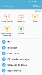 Samsung Galaxy S7 - Internet no telemóvel - Configurar ligação à internet -  4