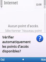 Nokia C5-00 - Internet - Configuration manuelle - Étape 9