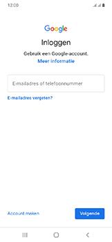 Samsung Galaxy A20e - E-mail - handmatig instellen (gmail) - Stap 9