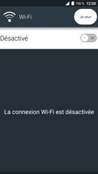 Doro 8035 - Wi-Fi - Se connecter à un réseau Wi-Fi - Étape 6