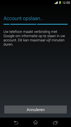 Sony D2303 Xperia M2 - Applicaties - Account aanmaken - Stap 19
