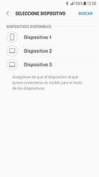 Samsung Galaxy S6 - Android Nougat - Bluetooth - Transferir archivos a través de Bluetooth - Paso 11