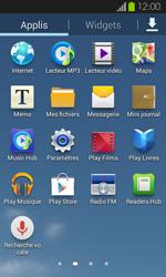 Samsung Galaxy S2 - Internet et connexion - Accéder au réseau Wi-Fi - Étape 3