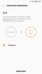 Samsung galaxy-s7-android-oreo - Contacten en data - Contacten kopiëren van SIM naar toestel - Stap 13
