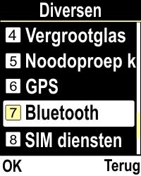 Emporia CLICKplus 3G (Model V32-3G) - Bluetooth - Headset, carkit verbinding - Stap 4