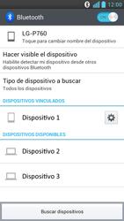 LG Optimus L9 - Bluetooth - Conectar dispositivos a través de Bluetooth - Paso 9