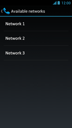 Acer Liquid Z5 - Network - Usage across the border - Step 9