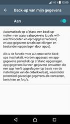Sony F8331 Xperia XZ - Device maintenance - Back up - Stap 9