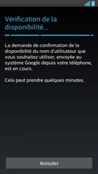 LG Optimus F5 - Premiers pas - Créer un compte - Étape 10