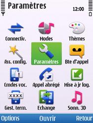 Nokia C5-00 - Internet - Configuration manuelle - Étape 4