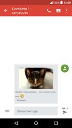 Alcatel Idol 3 - Mensajería - Escribir y enviar un mensaje multimedia - Paso 19