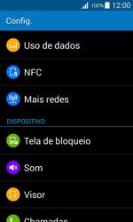 Samsung G357 Galaxy Ace 4 - Internet (APN) - Como configurar a internet do seu aparelho (APN Nextel) - Etapa 4