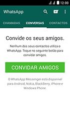 Huawei Ascend Y625 - Aplicações - Como configurar o WhatsApp -  9
