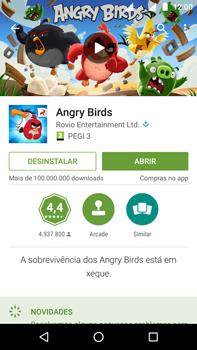 Motorola Moto G (4ª Geração) - Aplicativos - Como baixar aplicativos - Etapa 19