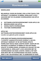 Apple iPhone 4 - Software update - update installeren zonder PC - Stap 7
