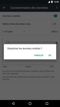 Huawei Google Nexus 6P - Internet - Activer ou désactiver - Étape 6