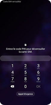 Samsung Galaxy S9 Plus - Android Pie - Internet - configuration manuelle - Étape 34