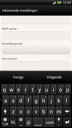 HTC S728e One X Plus - E-mail - Handmatig instellen - Stap 11