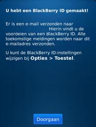 BlackBerry 9810 Torch - BlackBerry activeren - BlackBerry ID activeren - Stap 11