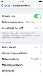 Apple iphone-5s-ios-12 - Netwerk selecteren - Handmatig een netwerk selecteren - Stap 5