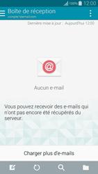 Samsung G850F Galaxy Alpha - E-mail - envoyer un e-mail - Étape 3