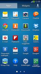 Samsung C105 Galaxy S IV Zoom LTE - Internet - Uitzetten - Stap 3