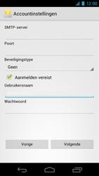 Samsung I9250 Galaxy Nexus - E-mail - handmatig instellen - Stap 11