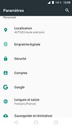 Wiko WIM Lite - Sécuriser votre mobile - Personnaliser le code PIN de votre carte SIM - Étape 4