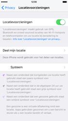 Apple iPhone 6 met iOS 9 (Model A1586) - Beveiliging en ouderlijk toezicht - Vind mijn iPhone inschakelen - Stap 8