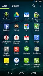 Acer Liquid Jade S - Voicemail - handmatig instellen - Stap 4