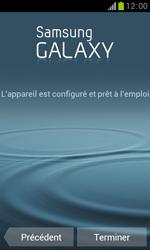 Samsung Galaxy Trend - Premiers pas - Créer un compte - Étape 26