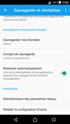 Sony Xperia Z5 - Android Nougat - Device maintenance - Back up - Étape 12