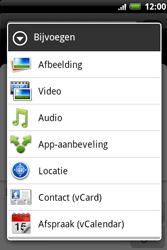 HTC A510e Wildfire S - MMS - afbeeldingen verzenden - Stap 10